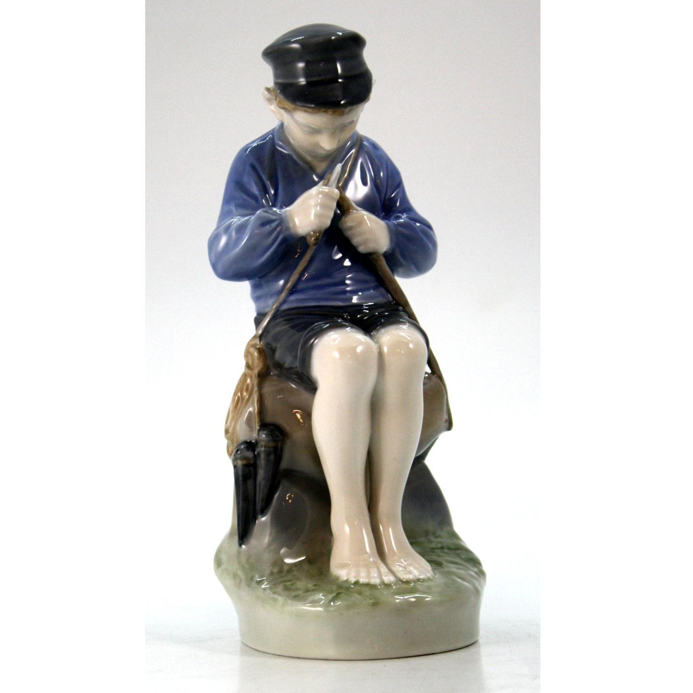 Royal Copenhaguen Porcelain Figure