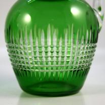 Green Pair of Jars