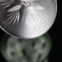 Baccarat Set of Cut Crystal Goblets (11 p.) - Bogota Pattern