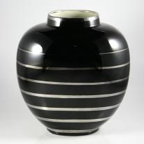 Art Deco Boch Freres Vases