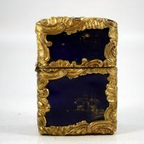 Antique Victorian Perfume Etui
