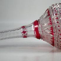 French Cut Crystal Decanter