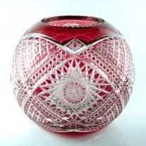 Ruby Baccarat Vase