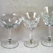 Moser Crystal Stemware Set (53 p.)