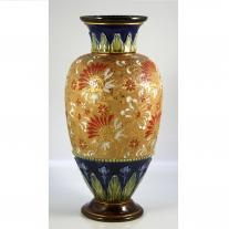 Royal Doulton Glazed Vase